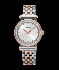ساعت مچی عقربه ای زنانه سیکو مدل SRZ466P1