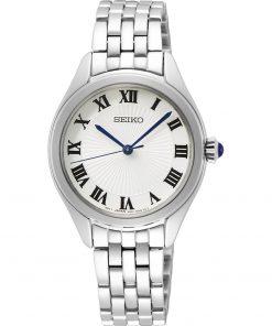 ساعت مچی عقربه ای زنانه کلاسیک سیکو مدل sur327p1