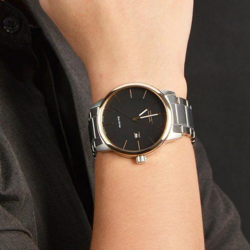 ساعت مچی عقربه ای مردانه سیتی زن مدل BM6964-55E