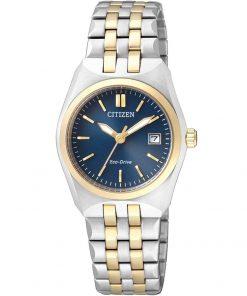 ساعت مچی عقربه ای زنانه سیتیزن مدل EW2294-61L