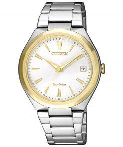 ساعت مچی عقربه ای زنانه سیتیزن مدل FE6024-55B
