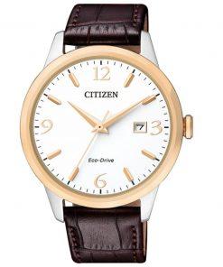ساعت مچی عقربه ای مردانه سیتیزن مدل BM7304-16A