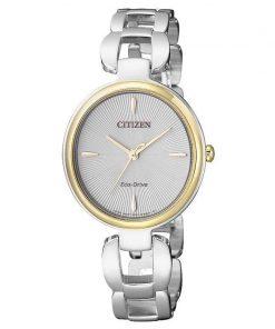 ساعت مچی زنانه سیتیزن مدل EM0424-88A