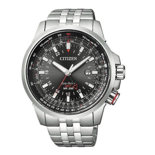 ساعت مچی عقربه ای مردانه سیتیزن مدل BJ7071-54E