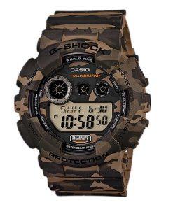 ساعت مچی مردانه کاسیو جی شاک مدل gd120cm-5d