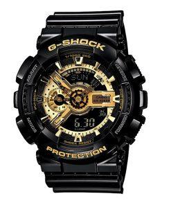 ساعت مچی مردانه کاسیو جی شاک مدل GA-110GB-1A