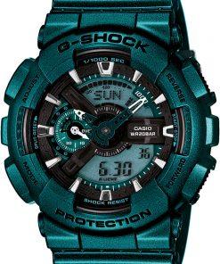 ساعت مچی مردانه کاسیو جی شاک مدل ga-110nm-3a
